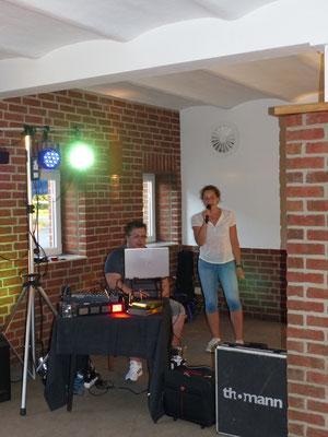 Karaoke...