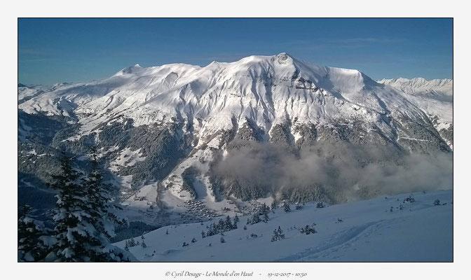 Massif du Mt Joly, Combaz, Aiguille Croche