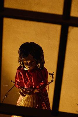 12 Millionen Roma und Sinti leben in Europa … (Milieukrippe in Sankt Maria in Lyskirchen, Foto © lyskirchen)