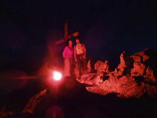 Beleuchtung Wiwannihorn