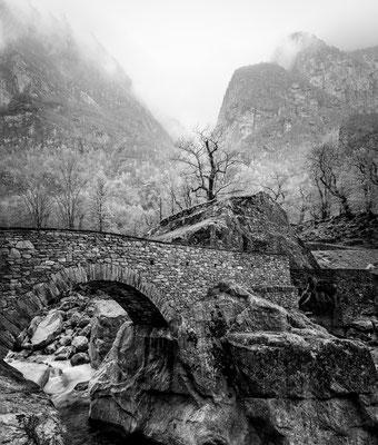 Steinerne Brücke bei Sabbione