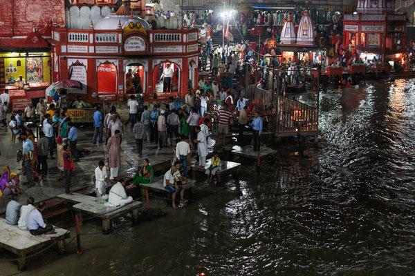 Haridwar, Puja