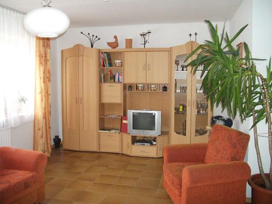 Ferienwohnung im Pfälzerwald, Sonja Anton Eußerthal, Pfalz, Südliche Weinstraße, Wohnzimmer