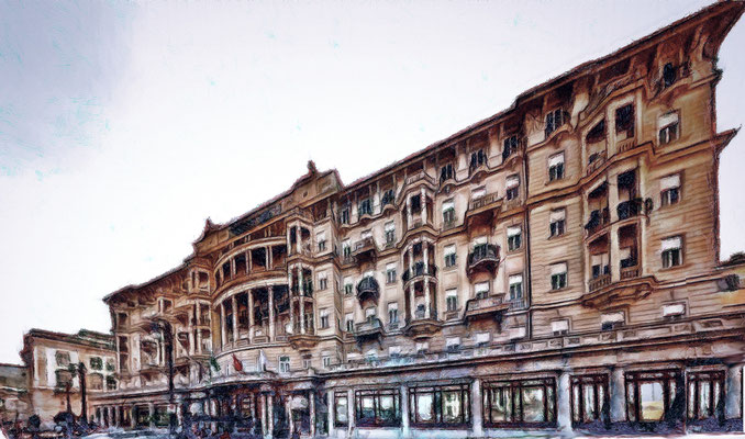 Trieste - Hotel Savoia Excelsior