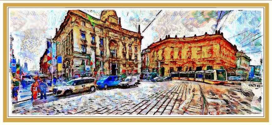Milano - Piazza Cordusio