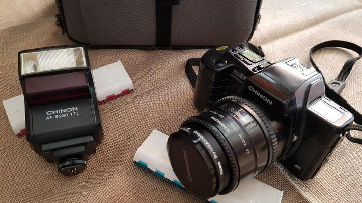 Meiner erste Kameraausrüstung