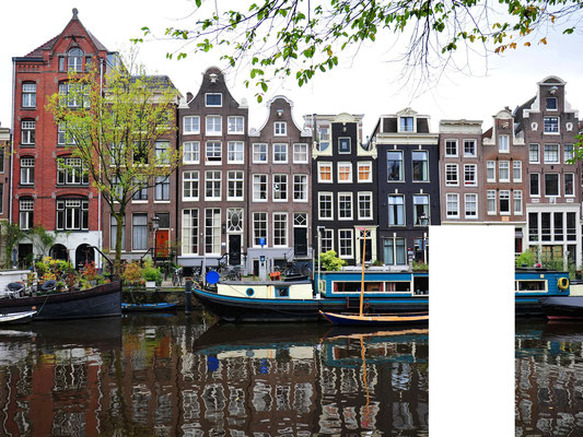 naked Amsterdam - censored | 2018 - Aludibond - Edition of 3 ::: 60x80cm | 987,00€