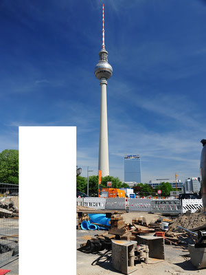 naked BERLIN - censored | 2018 - Aludibond - Edition of 3 ::: 60x80cm | 987,00€