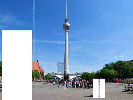 naked BERLIN - censored   2018 - Aludibond - Edition of 3 ::: 60x80cm   987,00€