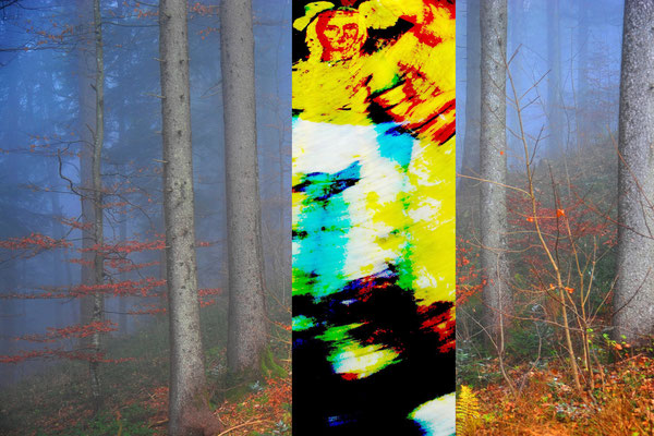 Foto: Andreas Ender, photo-art+painting | Hohenems - Kollektion 3