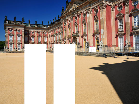 naked POTSDAM - censored | 2018 - Aludibond - Edition of 3 ::: 60x80cm | 987,00€