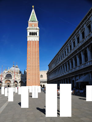 naked Venice - censored | 2019 - Aludibond - Edition of 3 ::: 60x80cm | 987,00€