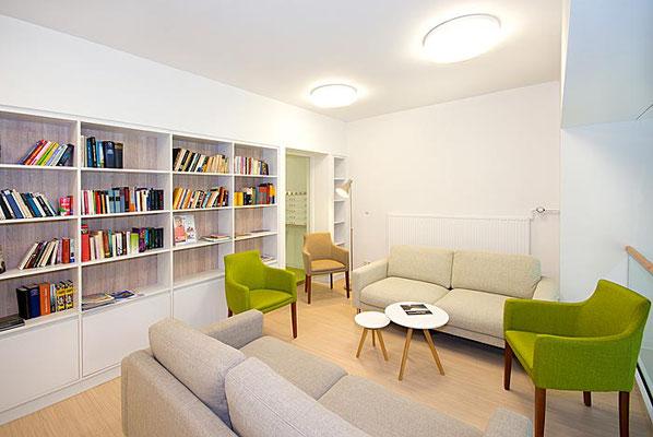 Bibliothek Wohn!Aktiv-Haus