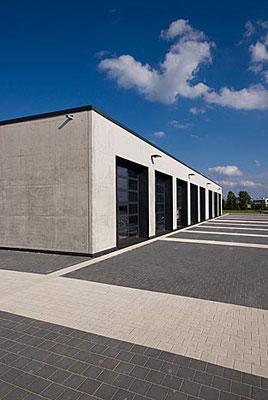 Neubau Freiwillige Feuerwehr Schönefeld, Lanz Architekten