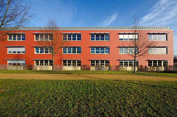 Neubau Grundschule Schönefeld, Lanz Architekten