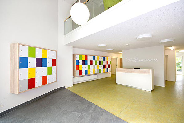 Foyer Wohn!Aktiv-Haus