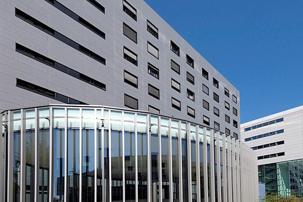 Gebäude in Adlershof