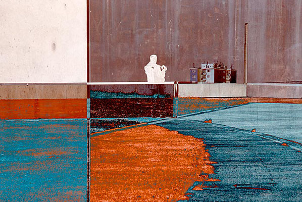 Experimentelle Architekturfotografie, Berlin Fragmente