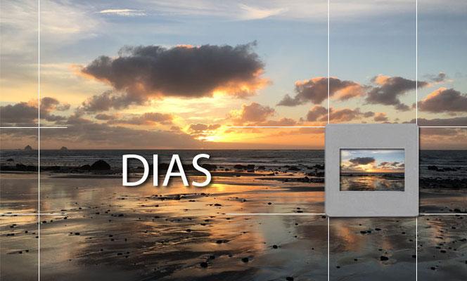 Alte Dias digitalisieren lassen mit 4000dpi