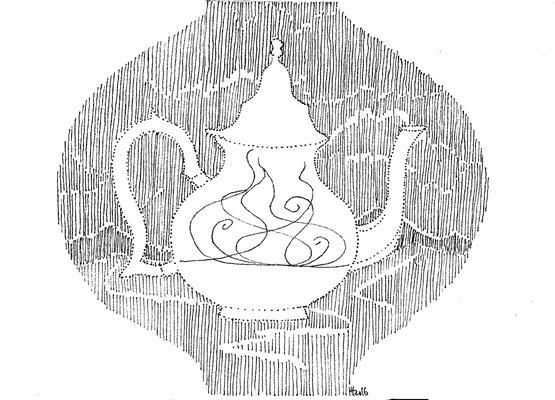 Salmatazi - marokkanische Tee-Träume aus der Sahara