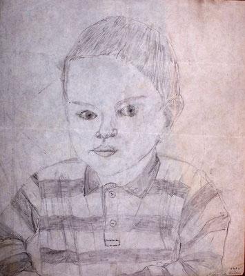 1991_Martin_20x25cm_Bleistift_Papier