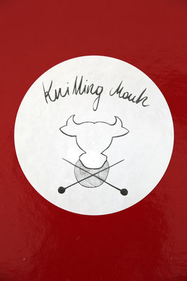 Logo Knitting Mouh
