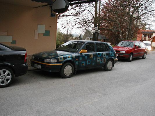 2003_Toyota Corolla bunter Hund