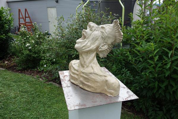 Skulptur von Renate