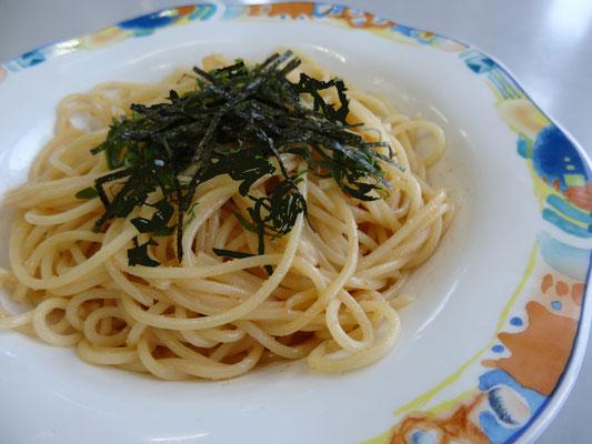 たらこスパゲティ ¥480