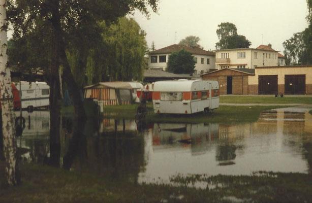 Hochwasser im Juni 1986