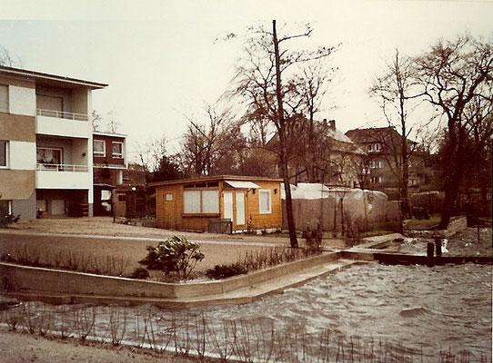 Windstärke 12 an der Scharfen Lanke 1967