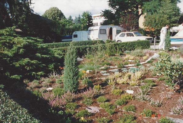 Garten an der Scharfen Lanke 1993