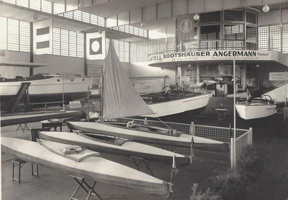 Wassersportausstellung 1934 am Funkturm