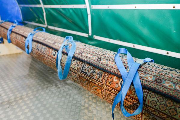 Teppichreinigung Heinig Hamburg - Teppichwäscherei