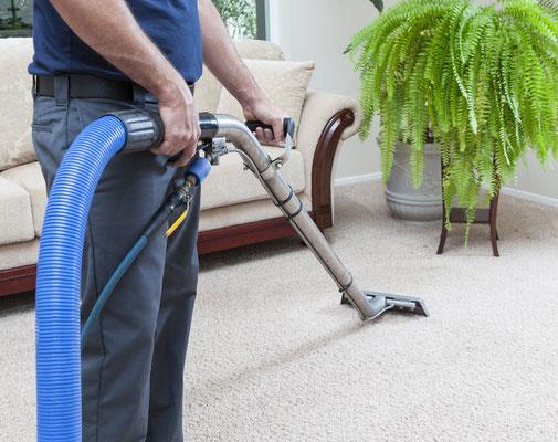 Professionelle Teppichbodenreinigung | Teppichreinigung Heinig