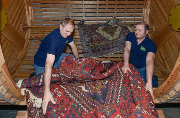 Teppichreinigung Heinig - Wäscherei