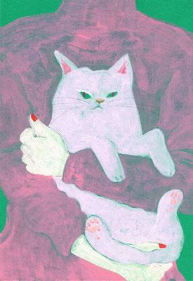 白猫 / sold
