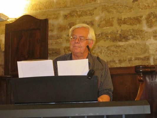 Pierre Koest- Terres lointaines- Montpellier, salle Pétrarque,  7 juin 2018- Photo D. Ferré