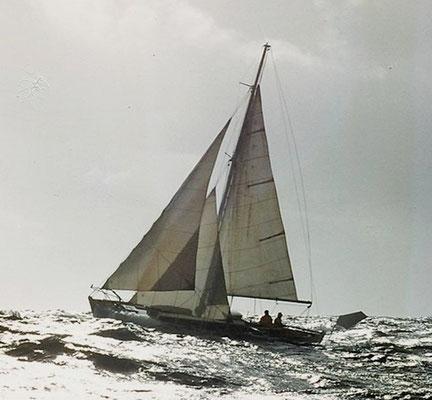 Tour du monde du Beligou - photo Claude Quiesse 1966