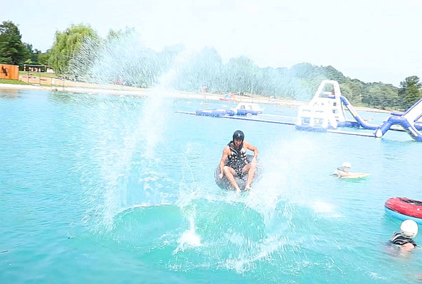 Wasserjump Lauterbourg