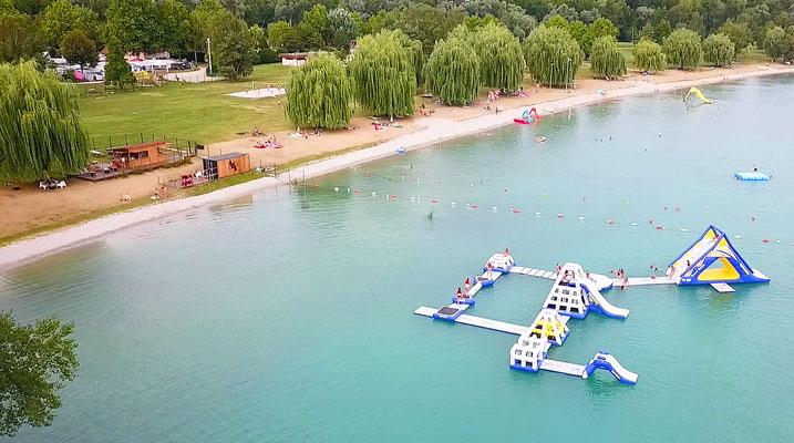Wasserpark Frankreich