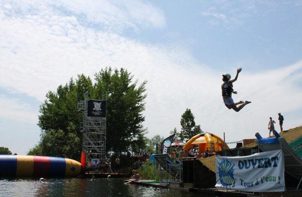 Sport aquatique alsace