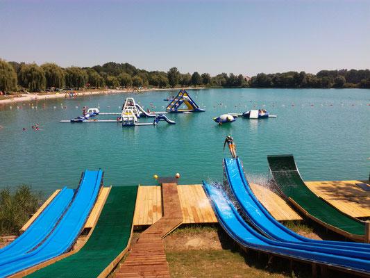 Water Jump activité
