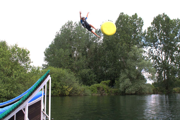 Jump Frankreich