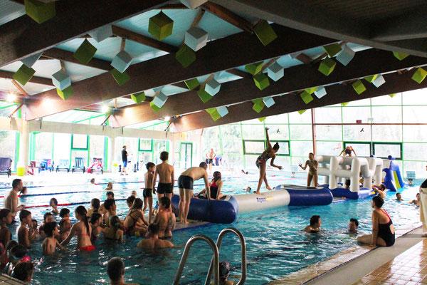Activité piscine bas-rhin