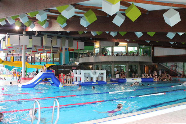 Schwimmbad Aktivitäten Frankreich