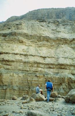 Near the Dead Sea, Israel, 1989.