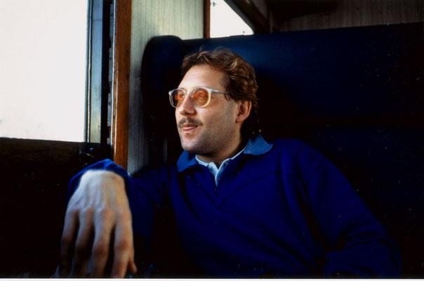 In Israel, 1989.