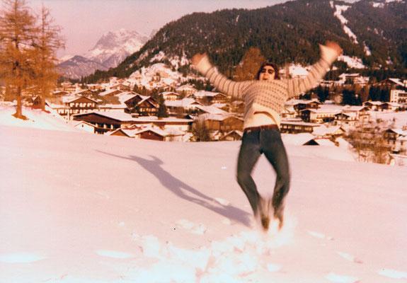 In Austria, 1976.