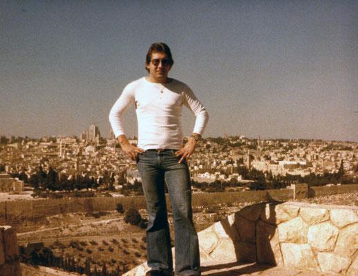 In Israel, 1977.